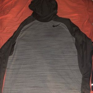 Nike hoodie long sleeve